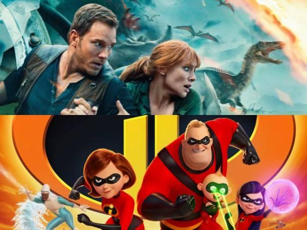 Dua Film dan Deretan Judul Ternama yang Puncaki Box Office Minggu Ini!