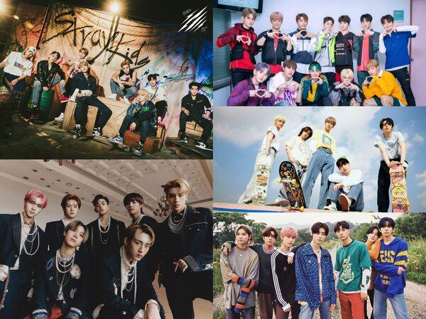 5 Boy Group K-Pop Generasi Ke-4 Terpopuler di Indonesia