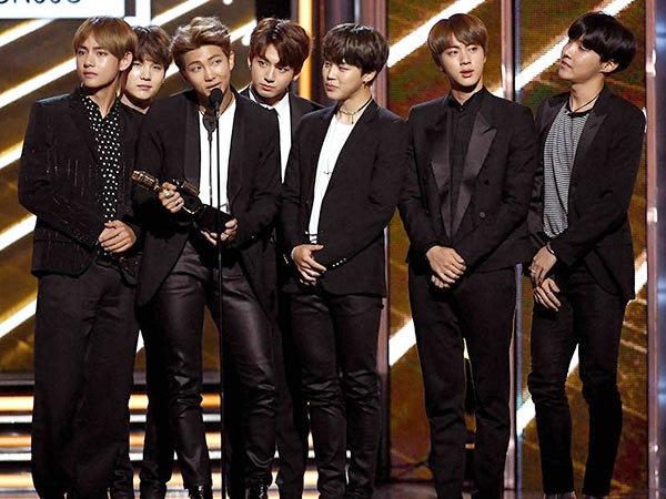 BTS Pecahkan Rekor Perolehan Suara 'Billboard Music Awards'!