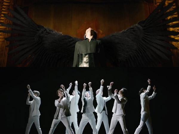 BTS Kejutkan Fans dengan Rilis MV 'Black Swan' yang Super Artistik