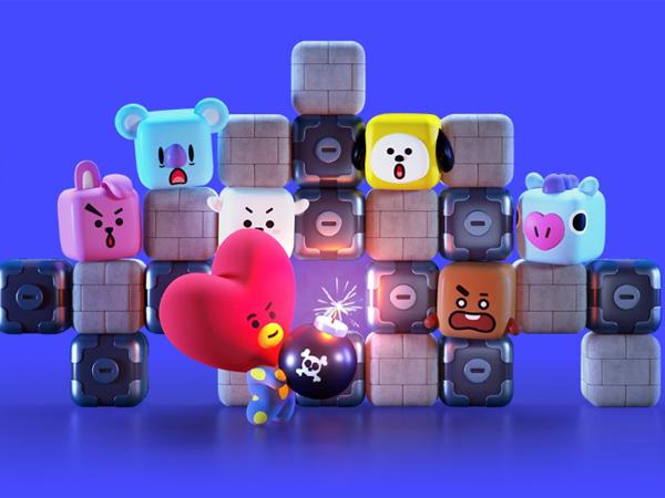 Adu Ketangkasan Lewat Permainan Seru dari BTS, 'Puzzle Star BT21'