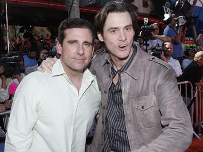 Jim Carrey dan Steve Carell Siap Berduet Dalam Film Komedi Burt Wonderstone