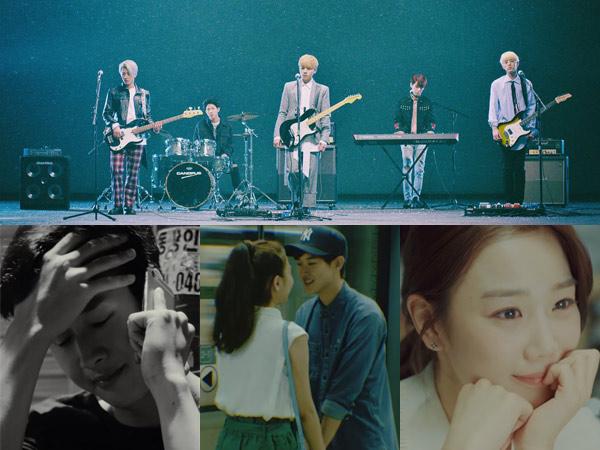 Kenang Masa Lalu, DAY6 Curhat Kegalauan Tentang Mantan Pacar di MV 'You Were Pretty'