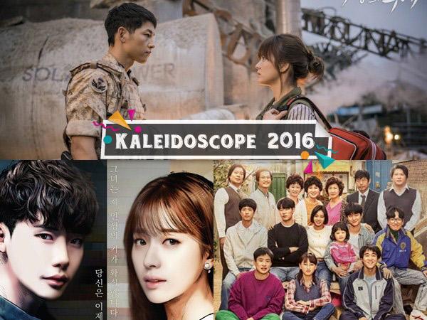 Kolosal Hingga Fiksi Adaptasi, Inilah 10 Drama Korea Terbaik 2016 Versi Dreamers.id!