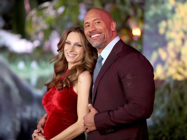 Pacaran 12 tahun, Dwayne 'The Rock' Johnson Akhirnya Menikah