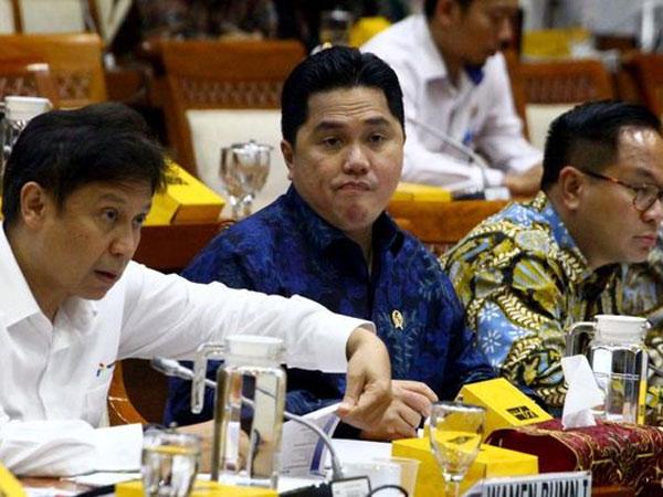 Menteri Erick Thohir Akan Tutup 5 Anak Perusahaan Garuda Karena Tak Bermanfaat, 'Tauberes' Salah Satunya?