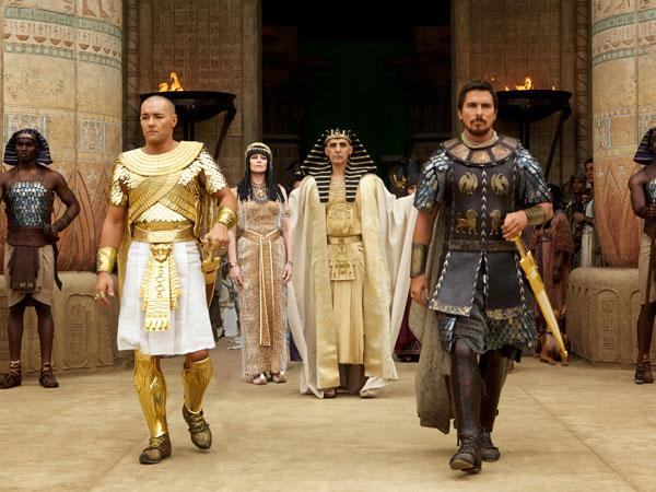 Wah, 'Exodus: Gods & Kings' Dilarang Tayang di Mesir?