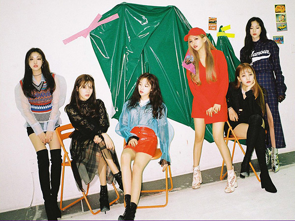 Girl Group Terbaru Cube Entertainment Resmi Debut dengan Konsep Fierce, (G)I-DLE