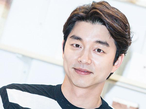 Usap Kepala Hingga Reka Ulang 'Goblin' Bikin Heboh Acara Fansigning Gong Yoo