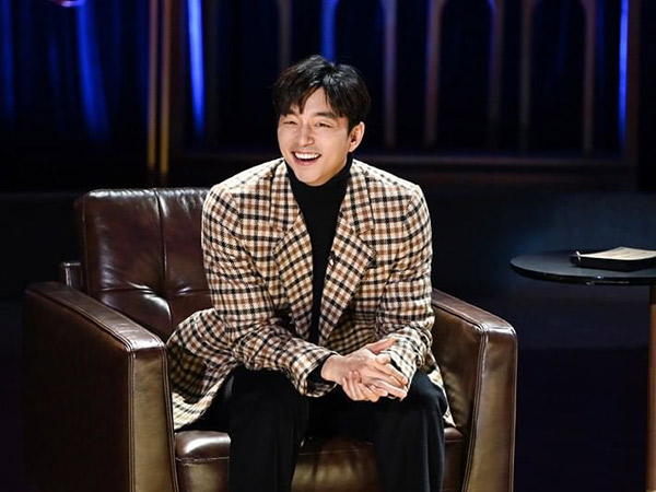 Gong Yoo Pede Bicara Soal Popularitasnya, Bikin Lee Dong Wook Ketawa