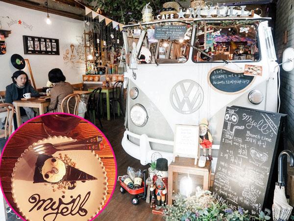 Usung Konsep 'Gak Nyambung', Cafe Hoho Myoll Justru Seru dan 'Instagramable'!