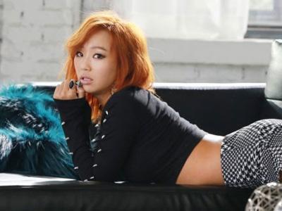 Koreografi 'Crab Dance' Buat Hyorin Sistar Stress?