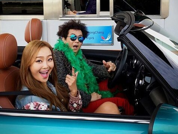 Duh, MV Promosi Olimpiade Musim Dingin yang Libatkan Hyorin Sistar Ini Dikritik Habis!