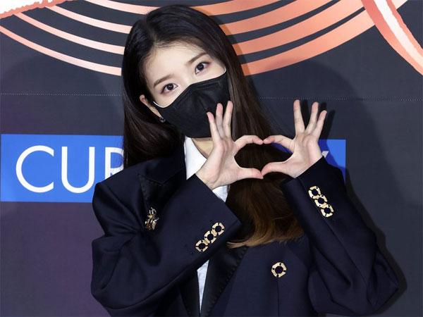Pemanasan Sebelum Full Album, IU Ungkap Tanggal Rilis Lagu Baru