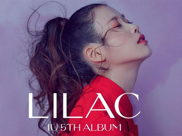 IU Pecahkan Rekor Penjualan Album dengan 'LILAC'