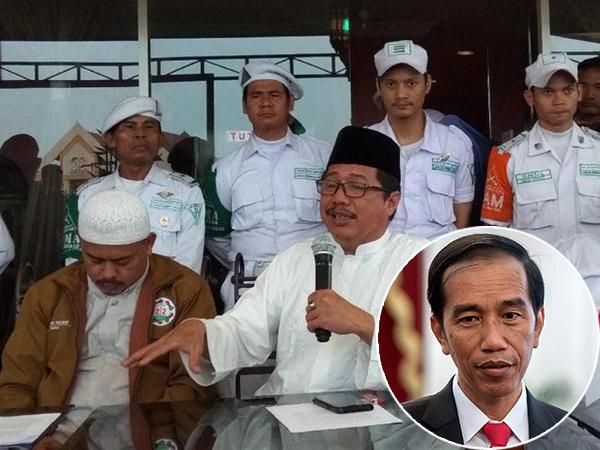 Disesalkan Terungkap ke Publik, Ini Arah dan Isi Pembicaraan Jokowi Bareng Alumni Peserta Aksi 212