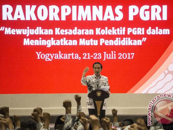 Selain Materi, Presiden Jokowi Sarankan Hal-hal Penting Ini Dijadikan PR Murid