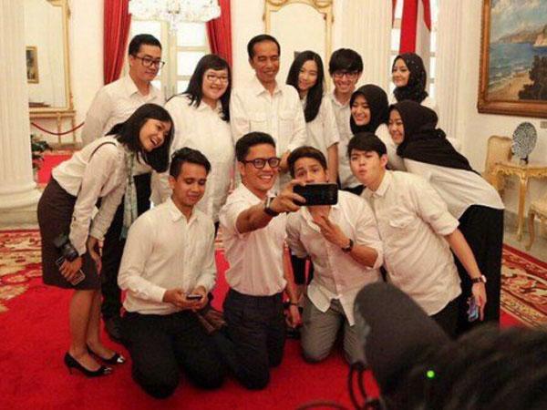 Komplit dan Janji Tak Mengecewakan, Jokowi Bocorkan Menterinya Ada yang Di Bawah Usia 30 Tahun?