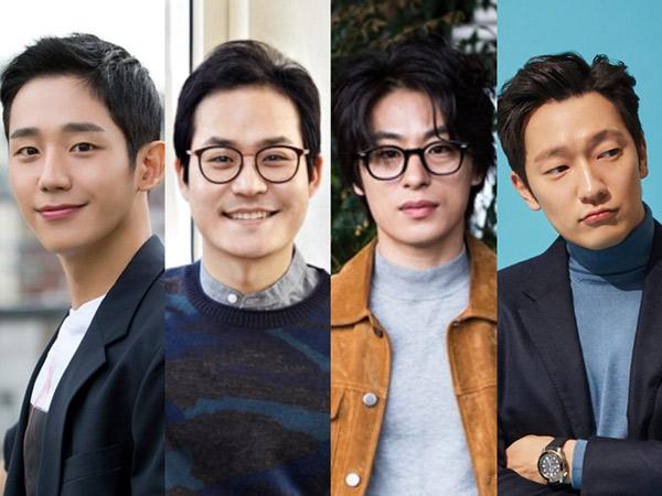 Jung Hae In Bintangi Serial Netflix Tentang Militer Bareng 3 Aktor Ini