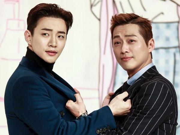 Dicium Nam Goong Min di 'Chief Kim', Begini Reaksi Santai Junho 2PM