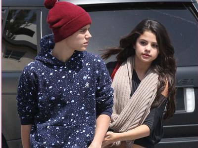 Putus-Nyambung, Bieber Ciptakan Lagu untuk Gomez?