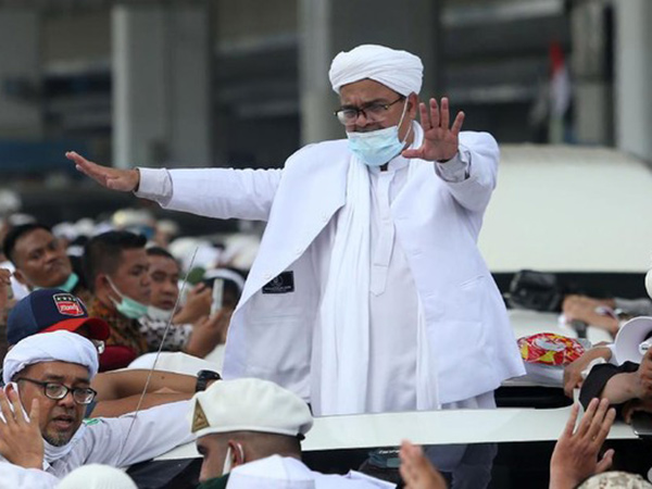 Buntut Kerumunan Habib Rizieq, Kapolda Metro Jaya dan Kapolda Jabar Dipecat