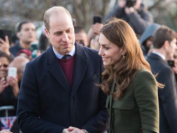 Ini Kata Kate Middleton Saat Disinggung Soal Keinginan Tambah Anak Keempat