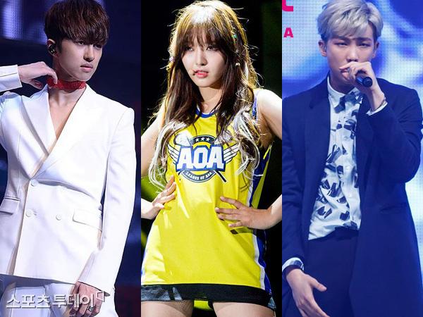 Para Idola K-Pop Ini akan Tampil Bersama Keluarganya di Program Spesial Tahun Baru Lunar?