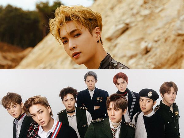 Lay Ungkap Rasa Cinta dan Beri Janji Manis ke Member EXO