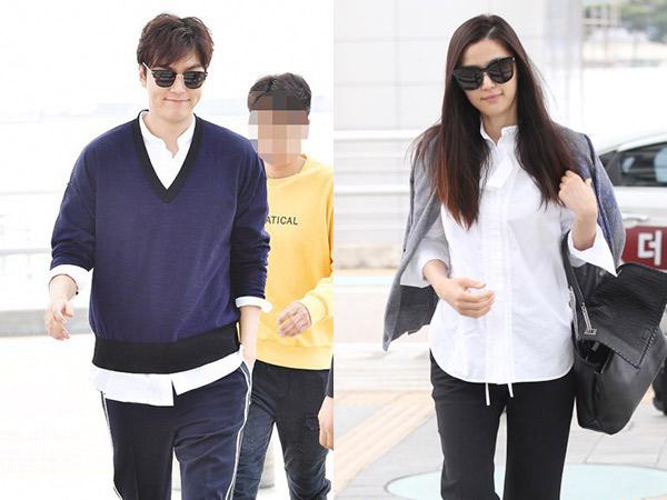 Syuting di Spanyol, Potongan Adegan Drama Baru Lee Min Ho dan Jun Ji Hyun Bocor!