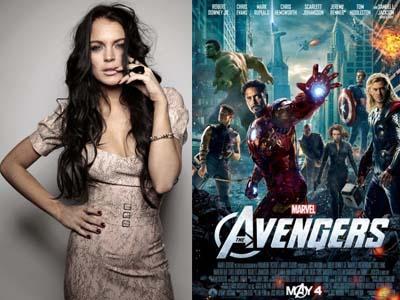Gagal Dapat Peran di 'The Avengers', Lindsay Lohan Ngambek?
