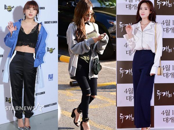 Dikenakan Para Idola K-Pop Wanita, Lingerie dan Piyama Kini Jadi Tren Fashion?