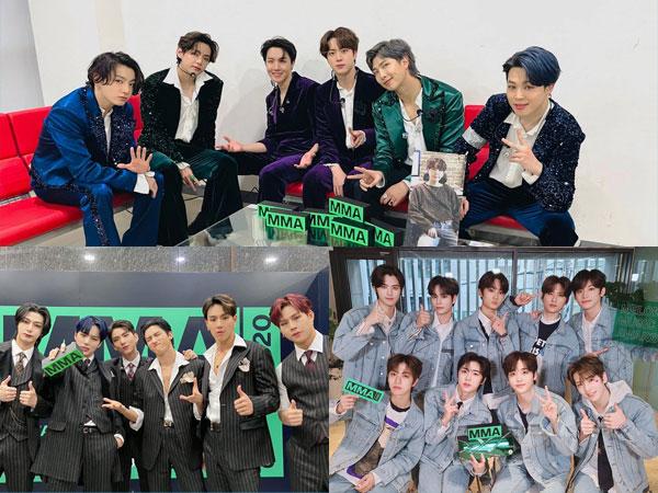 BTS Sapu Bersih Daesang, Inilah Daftar Lengkap Pemenang Melon Music Awards 2020