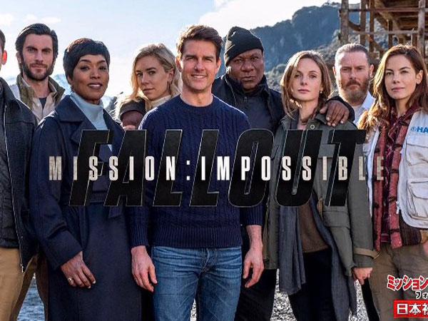 Siap Nonton, Intip Dulu Adegan Super Menegangkan dari 'Mission: Impossible Fallout'!