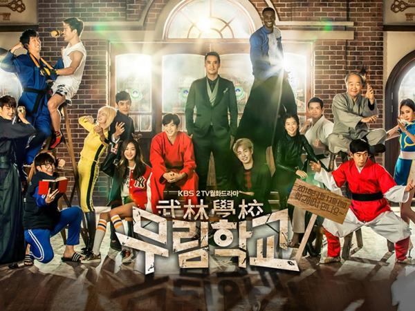 Proses Syuting Kembali Dilanjutkan, Drama 'Murim School' Akan Tamat Lebih Awal