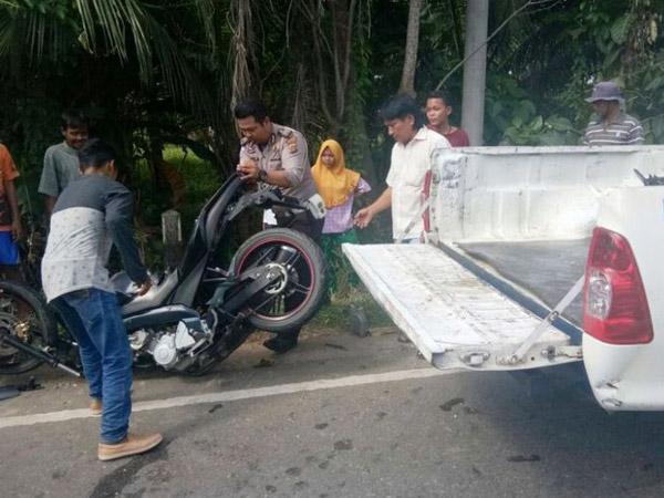 Mirisnya Budaya Indonesia: Menonton Kecelakaan Sebabkan Kemacetan