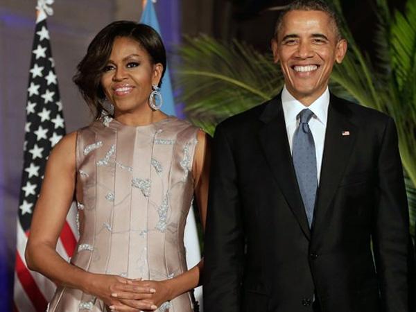 Dihadiri Selebriti Ternama, Presiden Obama Gelar Pesta Perpisahannya di Gedung Putih