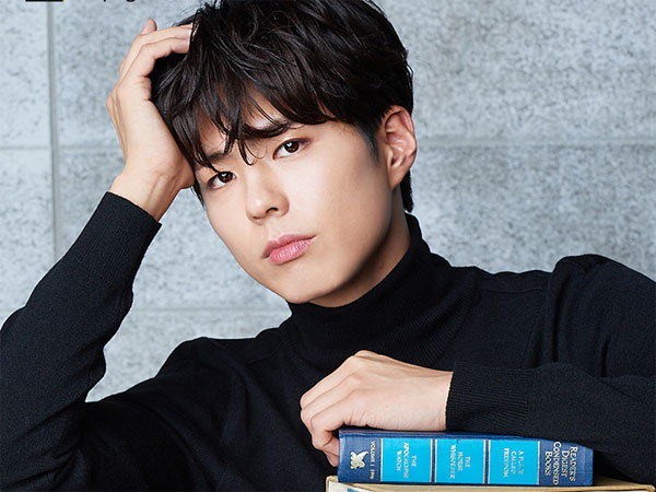 Park Bo Gum Bakal Comeback Drama Fantasi Karya Penulis 'Master's Sun'?