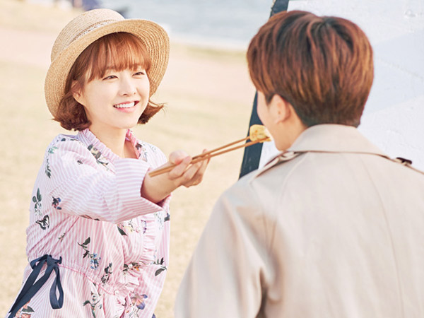 Bicara Soal Tatapan Manis, Park Bo Young Sudah 'Naksir' Hyungsik dari Jaman ZE:A?