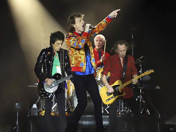 Rolling Stones dan Musisi Lain Kecam Trump Gunakan Lagunya di Kampanye