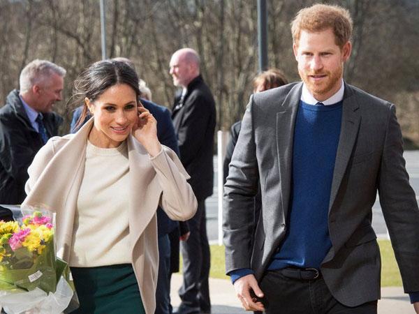 Royal Wedding Pangeran Harry dan Meghan Markle Akan Tayang di Bioskop Amerika Serikat