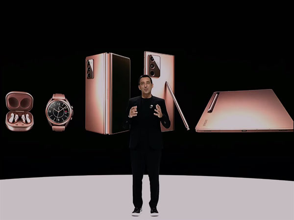 Lima Produk Baru yang Diungkap Samsung dalam 'Unpacked 2020' Beserta Harganya