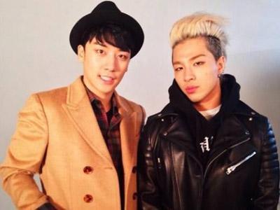 Seungri Ikut Promosikan Comeback Taeyang Big Bang!