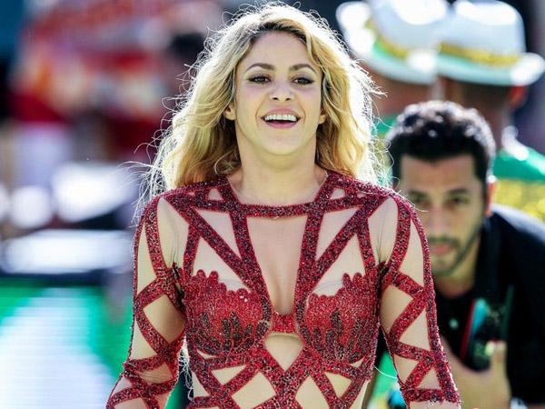Piala Dunia 2014 Resmi Ditutup Lewat Penampilan Memukau Shakira!