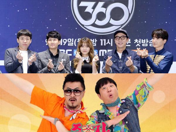 Disebut Mirip 'Weekly Idol', Apa Kata Produser 'Star Show 360' ?