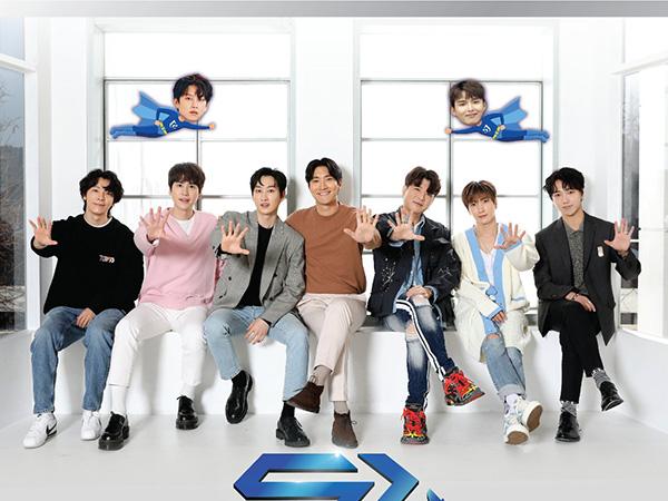 Super Junior Luncurkan SJ Returns Season 4 yang Lebih Gila dan Spesial