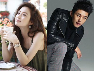 Kim Tae Hee Ukur Baju Yoo Ah In Dalam 'Jang Ok Jung, Live for Love'