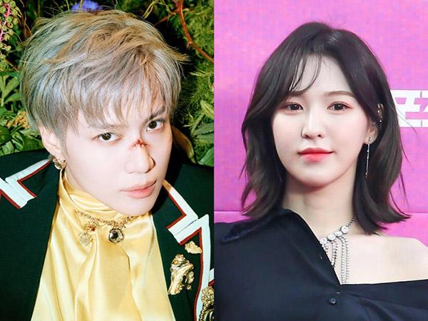 Taemin SHINee Ajak Wendy Red Velvet Duet di Album Baru