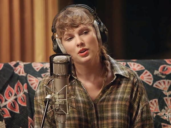 Taylor Swift Ungkap Sosok Penulis Lagu Misterius di Albumnya