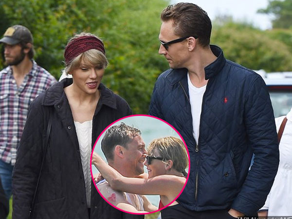 Pulang Liburan Romantis, Tom Hiddleston Pesta Bikini Bareng Squad Taylor Swift